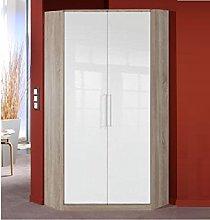 Germanica™ BREMEN 2 Door Corner Wardrobe in