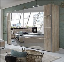 Germanica DIRANO Bedroom Wardrobe with 270cm