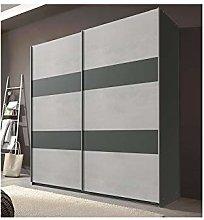 Germanica™ DRESDEN Bedroom 135cm Sliding 2 Door