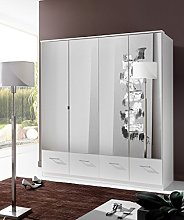 Germanica™ IMAGE 4 Door mirrored Bedroom