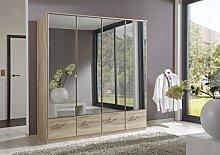 Germanica™ IMAGE 4 Door mirrored Bedroom