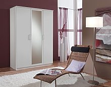 Germanica MUNICH 3 Door 1 mirror Bedroom Wardrobe