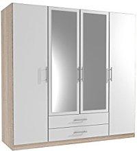 Germanica™ SPEYER Bedroom Furniture 4 Door