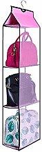 Gertok Hanging Storage Handbag Storage Wardrobe