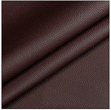 GERYUXA leather sheetsFaux Leather Fabric Heavy