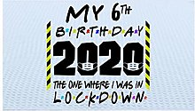 Getagift Personalised Birthday Themed Any Year The
