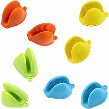 gexu Silicone Pot Holder Oven Mitt Cooking Pinch