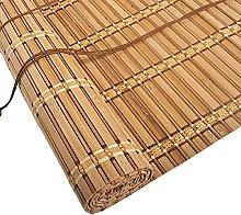 GeYao Bamboo Roller Blind Opaque, Window Roller