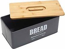 Geyecete Bread Box Breadbox Bread Holder Living
