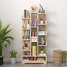 GFBVC Display Stand Tall Bookshelf Universal