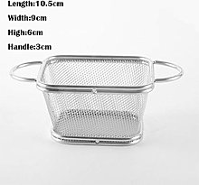 GFHGERIU Stainless Steelmini Frying Filter French
