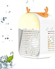 GFRYY Personal Mini Air Conditioner, Portable Mute