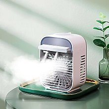 GFRYY Portable Air Conditioner, 3 in 1 Air Cooler,