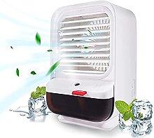 GFRYY Portable Air Conditioner Fan, Mini Personal