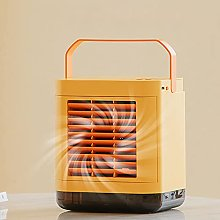 GFRYY Portable Air Conditioner Fan, Rechargeable