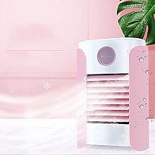 GFRYY Portable Air Conditioner, Personal Mini Air