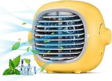 GFRYY Portable Air Conditioner, Quiet Personal