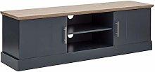 GFW Kendal Modern Slate Blue Living Room Furniture