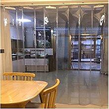 GGYMEI PVC Strip Curtain, Insulated Door Curtain