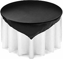 GH-YS Tablecloths Satin Square, satin Table