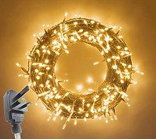 GHJ 300 LED 33m Warm White Fairy String LED Lights