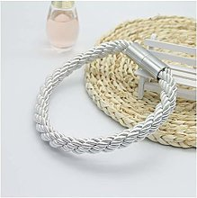 GHJA Curtain rope buckle 2Pc Magnetic Curtain