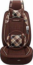 ghjk Car Seat, Linen Leather, Car Seat, Four