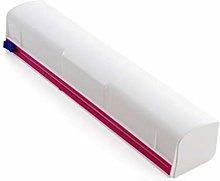 GHJUU Food Wrap Dispenser Plastic Cutter Foil