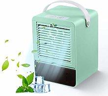 GHONLZIN Portable Air Cooler Noiseless Mini Air