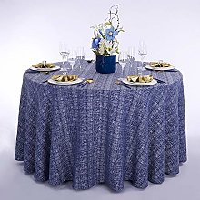 GHTYN Round Tablecloth Factory Direct Sales Hotel