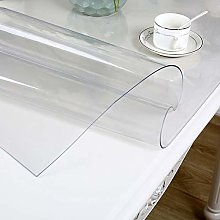 GHTYN Waterproof Tablecloth Transparent