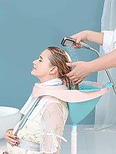 GHzzY Hair Washing Tray - Medical Shampoo Basin