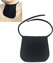 GHzzY Neck Stomashield Cover with Adjustable Band