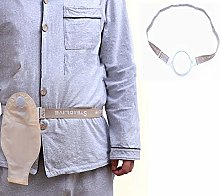 GHzzY Ostomy Support Belt for Fixed Ostomy Bag &