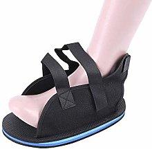GHzzY Post Op Broken Toe/Foot Fracture Round Toe