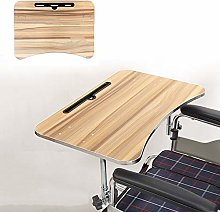 GHzzY Wheelchair Tray Table with Cup Holder &