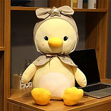 Giant Chicken Plush Toy, Cute Duck Baby Yellow