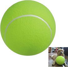 Giant Tennis Ball for Sports Pet Toys 9.5-inch