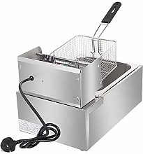 GIAOGIAO Electric Fryer Stainless Steel Electric