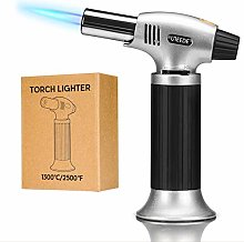GiBot Kitchen Butane Culinary Torch Refillable