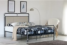Gibson Bed Frame Williston Forge Size: Double