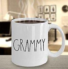Gift for Grammy Coffee Mug Minimalist Grandma Gift