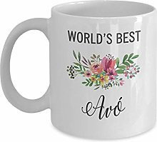 Gift Idea for AVO - Mug Idea for Portuguese