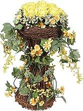 Gift Large Artificial Flower Centerpieces Handmade