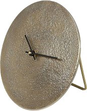 Gifts Amsterdam Desk Clock Sun S Aluminium Gold