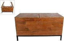 Gifts Amsterdam Storage Box Danique Wood Brown