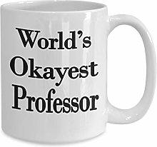 Gifts for Professor Professor Coffee Mug Funny