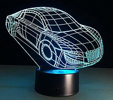 Gifts for Your Boyfriend Bike Lights 3D Lamp Car