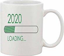 Gifts & Gadgets Co. 2020 Loading Mug 11 oz Heat