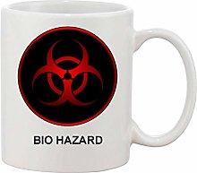 Gifts & Gadgets Co. BioHazardHeat Exchange Mug 11